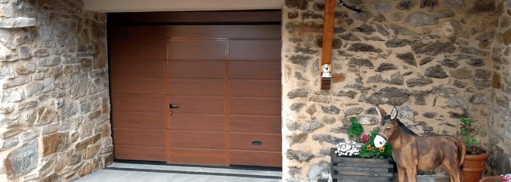 puertas de garaje en Vizcaya