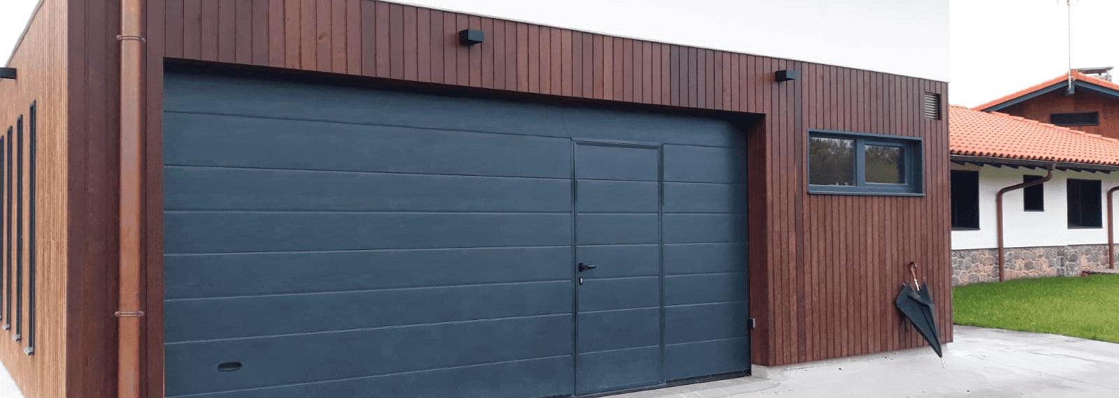 tecnología en puertas automáticas en Vizcaya